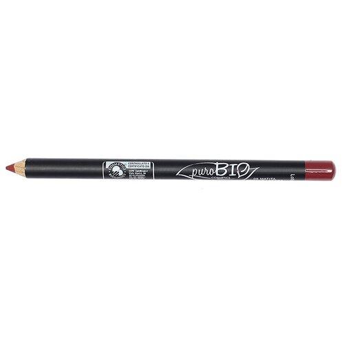 Купить PuroBIO Карандаш для губ Pencil Lipliner 09 pompeian red
