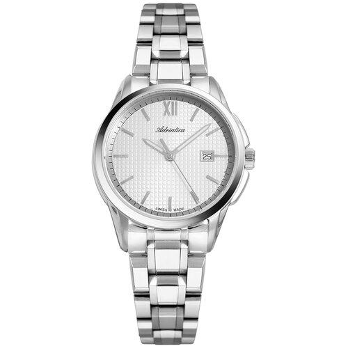 Часы наручные швейцарские женские Adriatica A3190.5163Q часы наручные швейцарские женские adriatica a3188 1111q