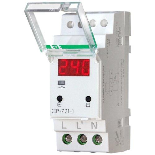 Реле контроля напряжения F&F CP-721-1 указатель напряжения f