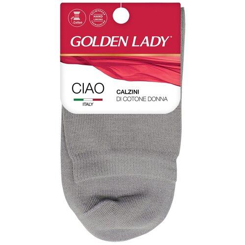 Носки Golden Lady Ciao, размер 35-38, grigio