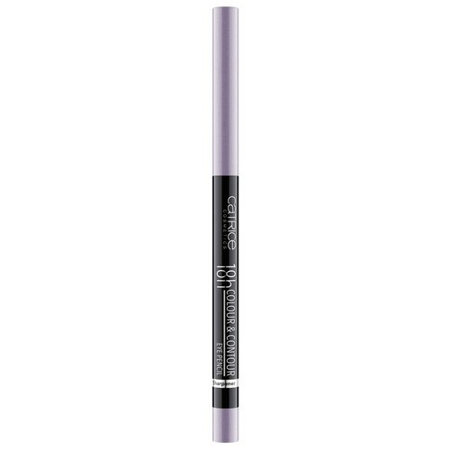 CATRICE Контур для глаз 18h Colour & Contour Eye Pencil, оттенок 100 BRIDE LAVENDER карандаш для глаз 18h colour