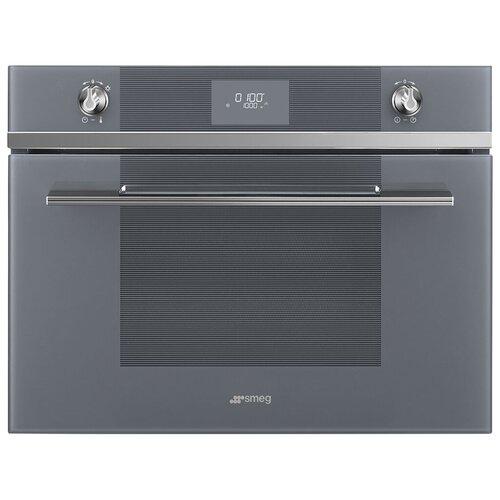 Микроволновая печь встраиваемая smeg SF4101MS1