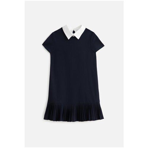 Фото - Платье для девочек размер 122, темно-синий, ТМ Acoola, арт. 20240200078 платье mayoral размер 7 122 темно синий