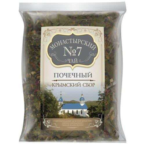 Чай травяной Крымский чай Монастырский № 7 Почечный, 100 г