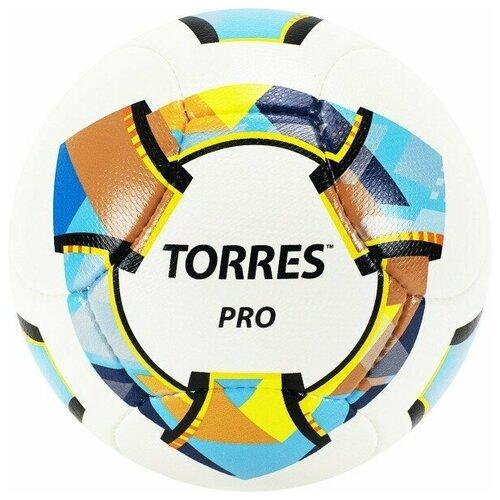 Мяч футбольный Torres Pro арт.F320015 р.5 мяч torres t pro футбольный арт f320995 размер 5
