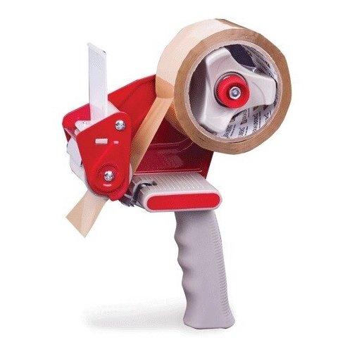 Диспенсер для клейкой упаковочной ленты BRAUBERG, для ленты шириной до 50 мм, 440044