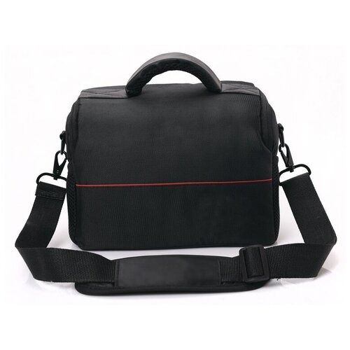 Фото - Чехол-сумка MyPads TC-1120 для фотоаппарата Canon EOS 60D/ 500D/ 550D/ 600D/ 650D/ 3000D/ 4000D из качественной износостойкой влагозащитной ткани черный аккумулятор fb lp e8 для canon eos 650d 600d 550d 700d