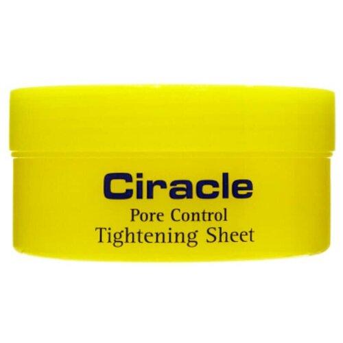 Ciracle Pore Control Tightening Sheet Локальная маска для сужения пор лица, 40 шт сыворотка для сужения пор pore control tightening serum 30мл