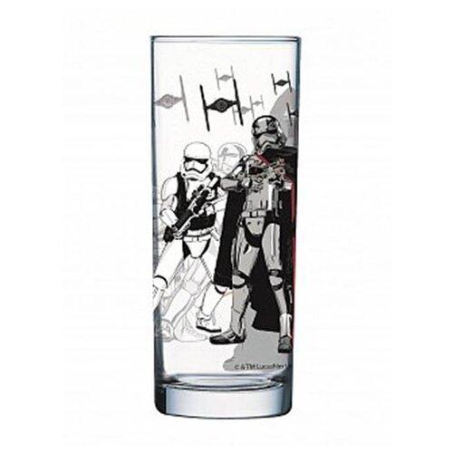 Стакан Luminarc Star Wars 350ml 19C2090SW набор креманок luminarc ice vintage 350ml 3шт p3582