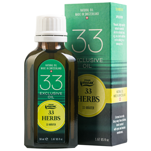 33 травы, масло Вивасан 50мл ( 33 herbs Vivasan )