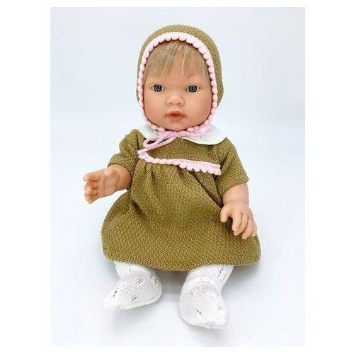 Кукла D'Nenes виниловая 34см LEAN (054015)