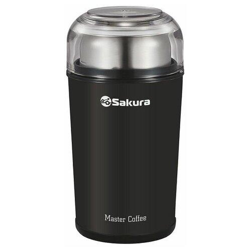 Кофемолка Sakura SA-6173BK (черный)