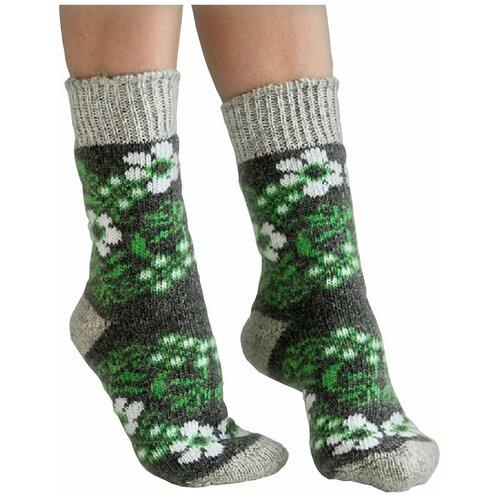 Носки шерстяные Бабушкины носки N6R154-1 размер 38-40