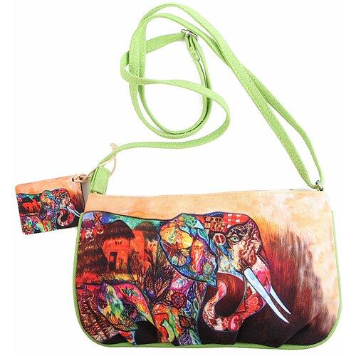 Ганг Сумка Rodos (3х16х25 см) ганг рюкзак ulva 13х30х36 см