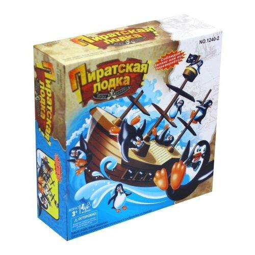Настольная игра Junfa toys Пиратская лодка