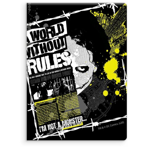Обложка на паспорт Джокер 1