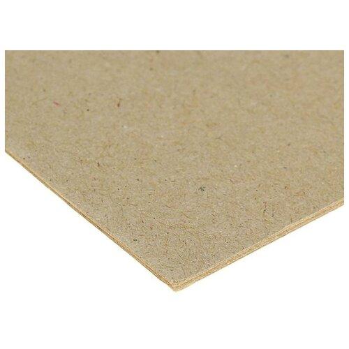 Картон переплетный набор 1.5 мм 21*30 см 950 г/м² 30л серый 5109985