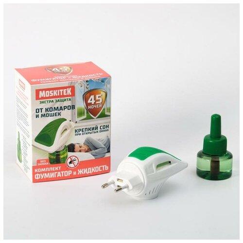 Moskitek Набор Глорус Moskitek Extra: фумигатор + жидкость