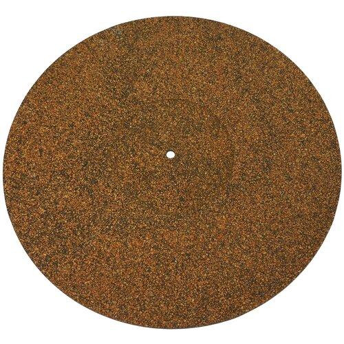 Фото - Слипмат Thorens DM-207 Cork Rubber Turntable Mat geometric pattern floor mat
