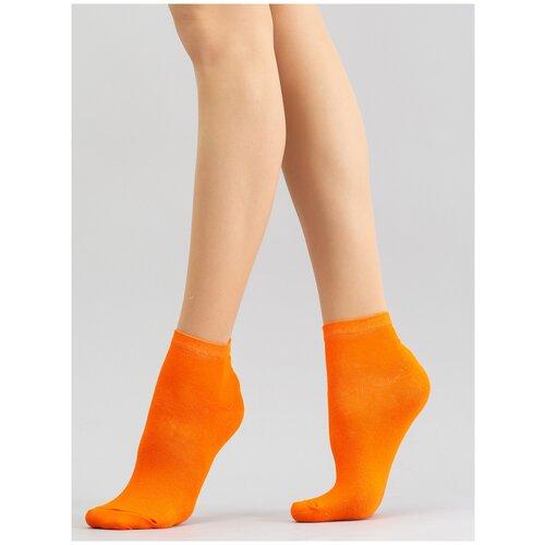 Носки Giulia WS2 CLASSIC размер 39-40, orange (Разноцветный)