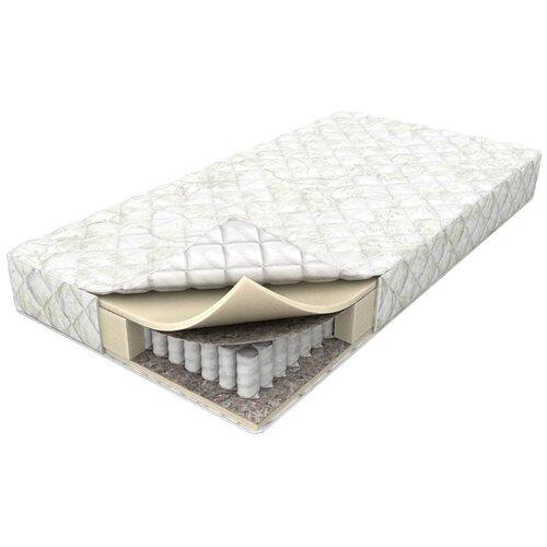 Матрас Аскона Basic Comfort, 80x190 см, пружинный
