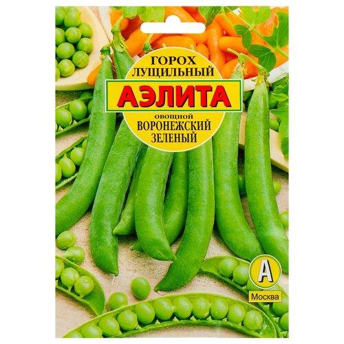 Семена Горох овощной Воронежский зеленый, 25 г
