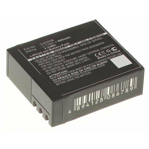 Фото - Аккумулятор iBatt iB-B1-F441 900mAh для SJCAM iB-F441, аккумулятор ibatt ib u1 f441 900mah для sjcam sj4000