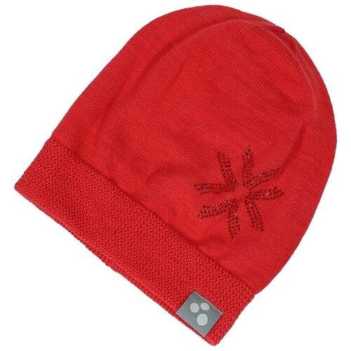 Шапка-бини Huppa размер XL, красный