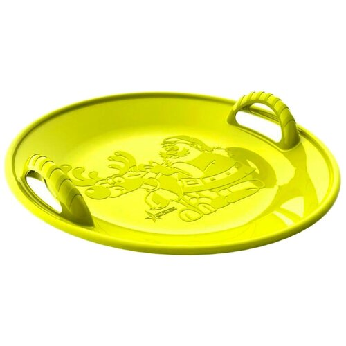 Ледянка Нордпласт Салазка большая (125) желтый