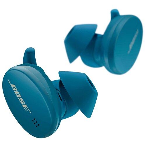 Беспроводные наушники Bose Sport Earbuds, baltic blue
