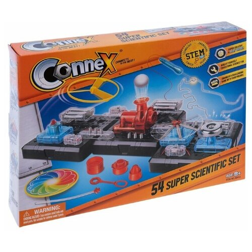 Набор Amazing Toys Connex: 54 научных эксперимента
