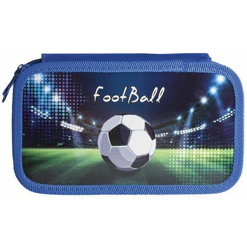 Юнландия Пенал Стадион (228110), синий недорого