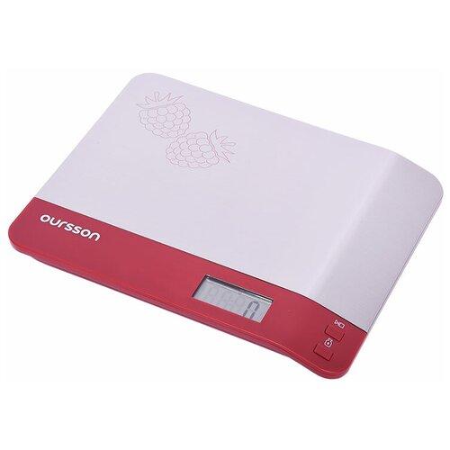 Фото - Кухонные весы Oursson KS0505MD/DC весы кухонные oursson ks0504pd dc