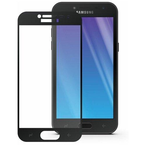 Защитное стекло Mobius 3D Full Cover Premium Tempered Glass для Samsung Galaxy J2 2018 черный защитное стекло mobius 3d full cover premium tempered glass для samsung galaxy a6 2018 черный