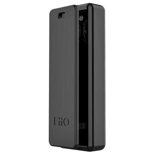 Усилитель для наушников Fiio μBTR черный