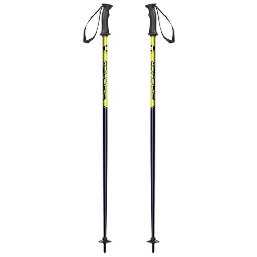 Палки для горных лыж Fischer RC4 PRO JR 2018-2019 70 black палки для горных лыж elan race