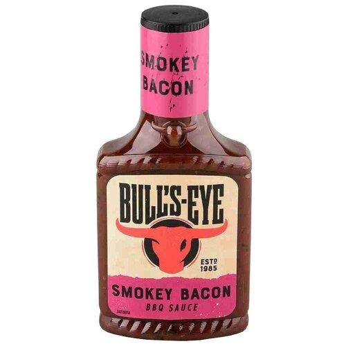 Фото - Соус Bull's-Eye Smokey bacon BBQ, 300 мл note smokey eye pencil