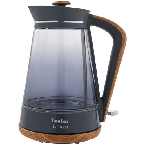 Чайник Tesler INGRID KT-1750, grey
