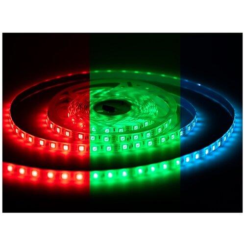 Светодиодная лента URM 5050-60led-12V-14 4W 840LM/m-IP65 RGB