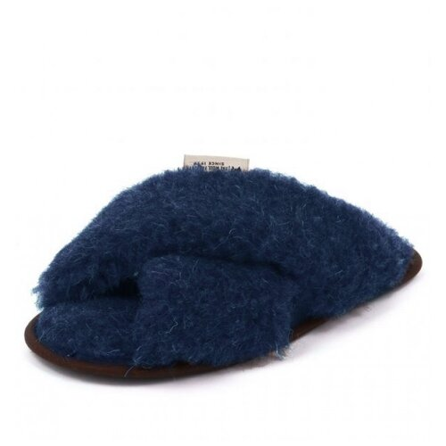 Тапочки ALWERO темно-синий 39-40