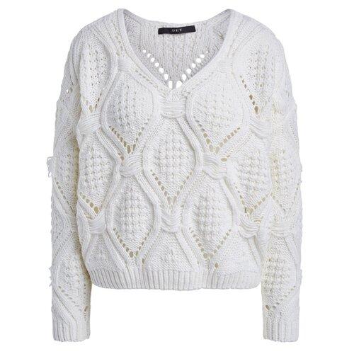 Пуловер SET, размер 34, pristine