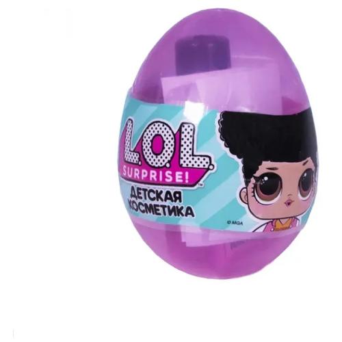 LOL Детская декоративная косметика в маленьком яйце, LOL5106 (яйцо) недорого