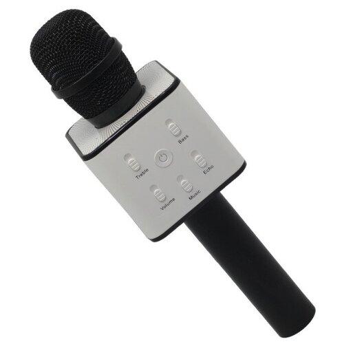 Беспроводной караоке-микрофон Q-7 (чёрный)