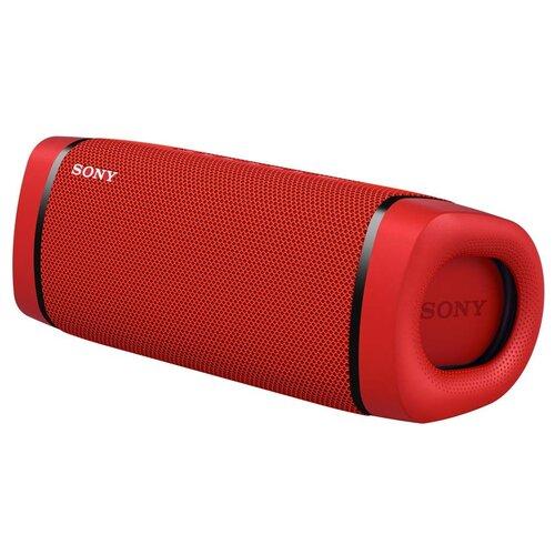 Портативная акустика Sony SRS-XB33, red
