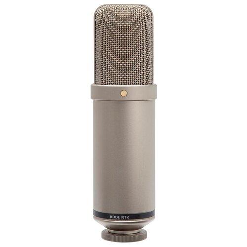 Микрофон RODE NTK, никель