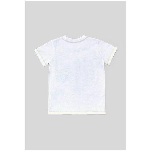 Фото - Футболка для мальчиков размер 158, белый, ТМ Acoola, арт. 20110110298 футболка acoola размер 158 белый