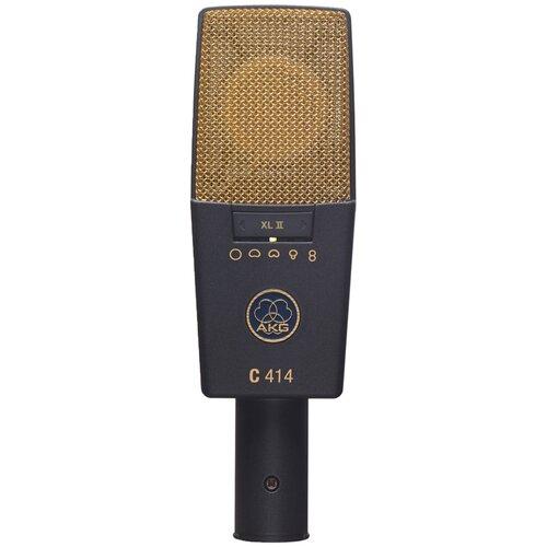 Микрофон AKG C414XLII, темно-серый