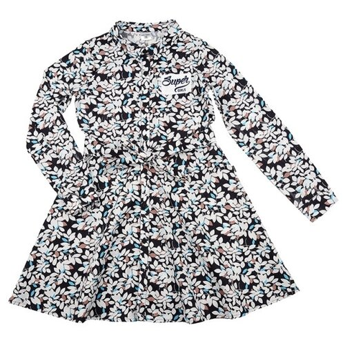 Купить Платье Mini Maxi размер 116, синий, Платья и сарафаны
