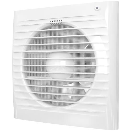 Вытяжной вентилятор ERA ERA 5S HT, white 16 Вт вытяжной вентилятор era pro storm ywf2e 250 черный 80 вт