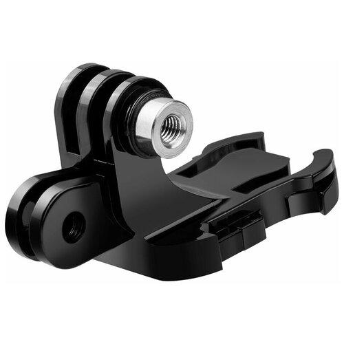 Фото - Telesin Защелка с двумя креплениями для камер и аксессуаров черный telesin защелка с двумя креплениями для камер и аксессуаров черный